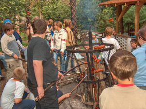 wycieczka szkolna Marcinowo